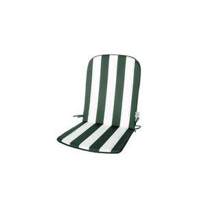 Coussin fauteuil jardin vert