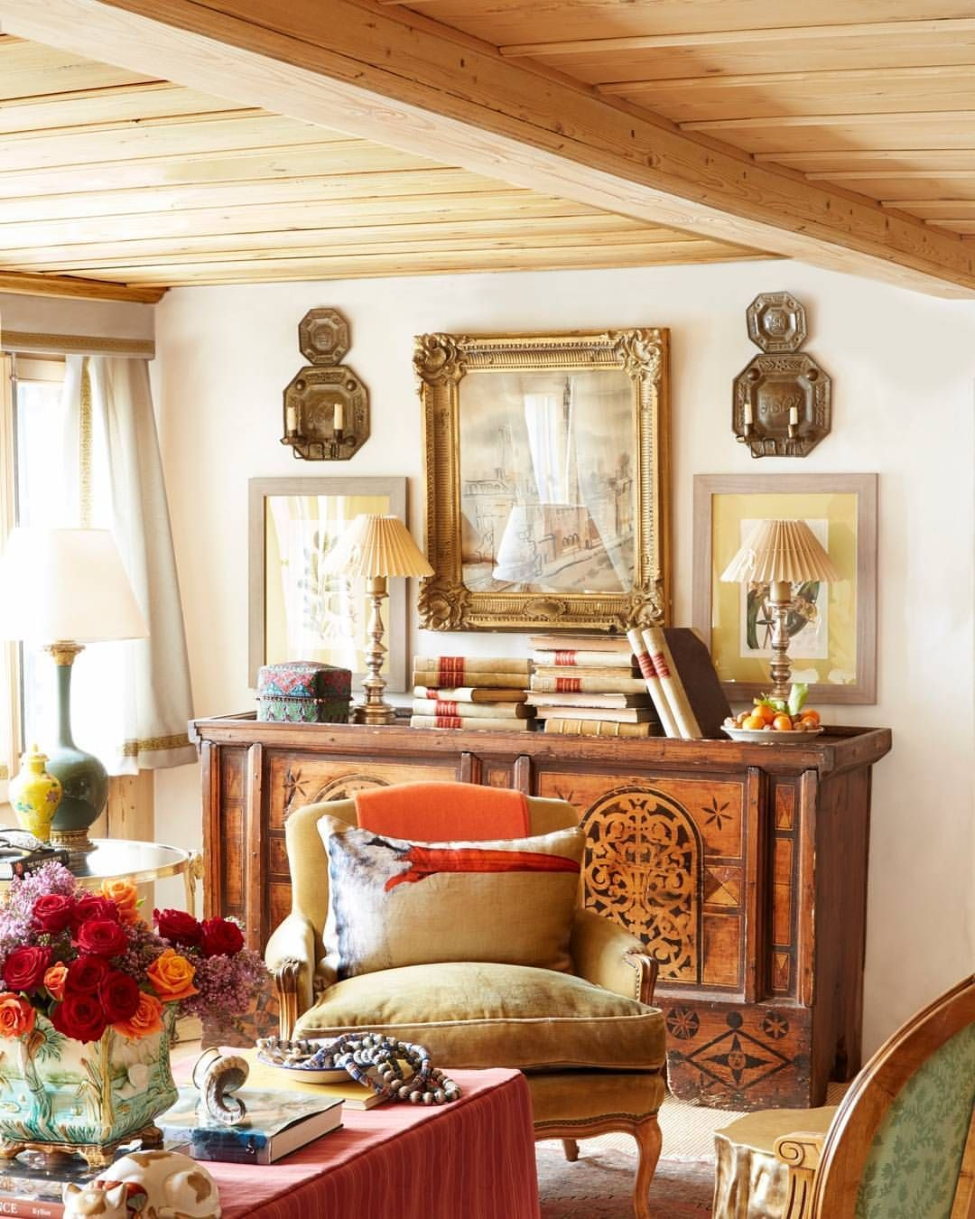 Veranda magazine pinterest - veranda-styledevie.fr