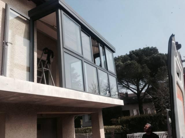 Veranda sur balcon prix - veranda-styledevie.fr