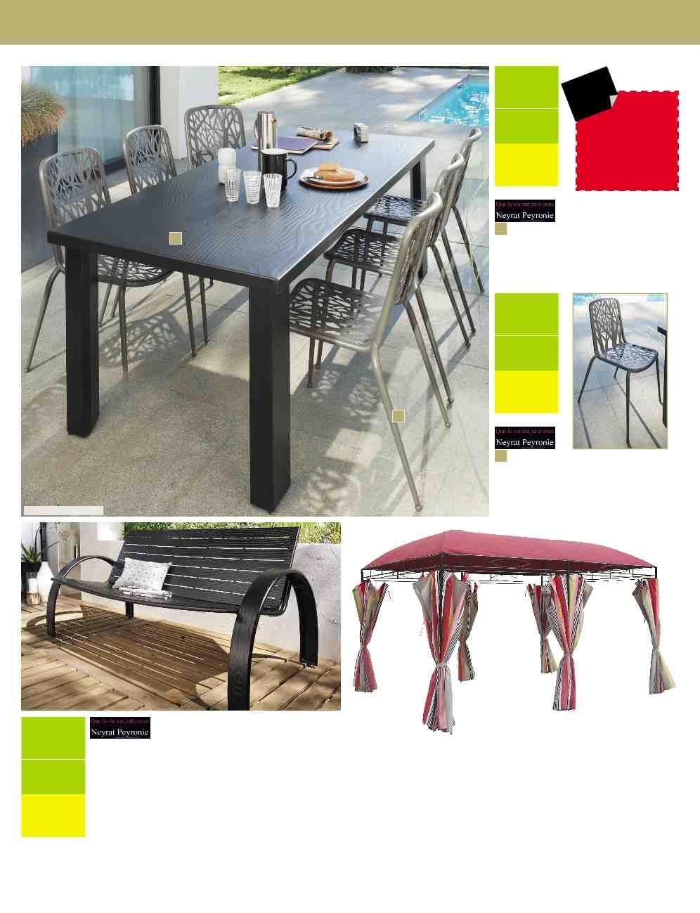 De Intermarche Veranda Jardin Chaise De Chaise Jardin fIgybYv76