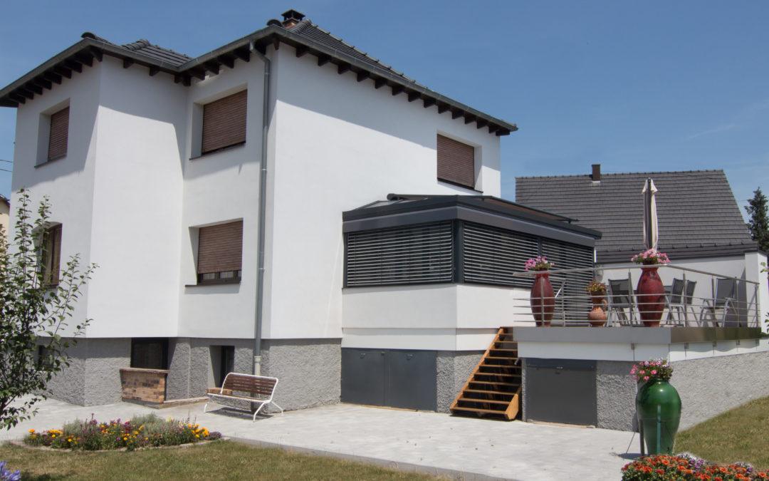 Véranda déclaration de travaux ou permis de construire - veranda-styledevie.fr