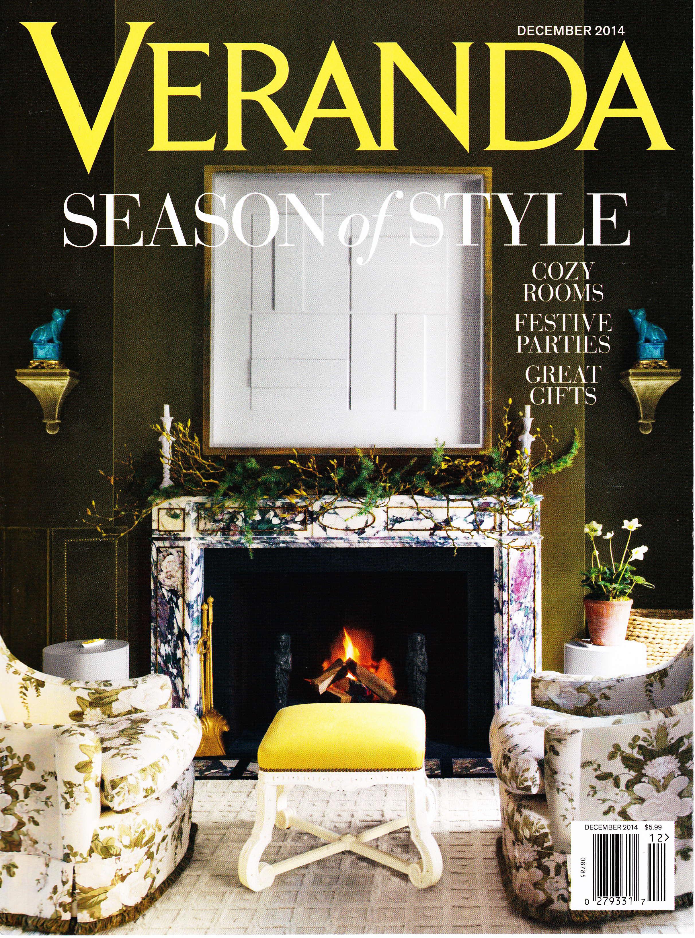 Veranda magazine june 2013