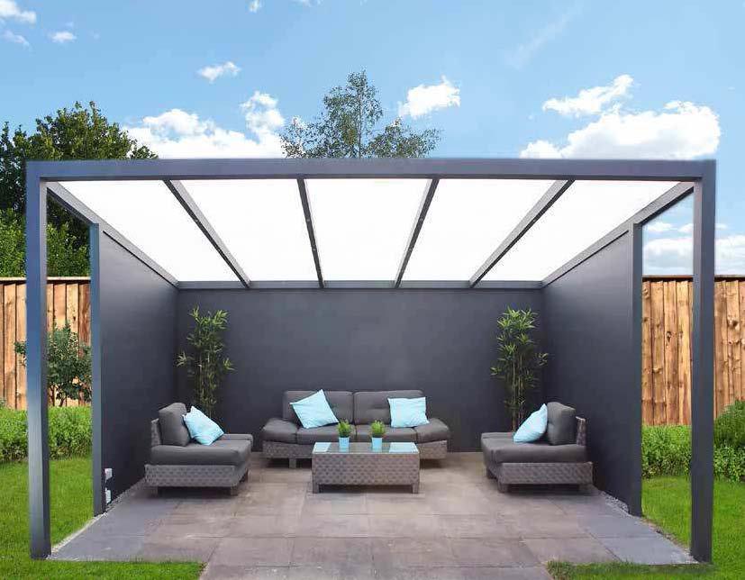 Luxe vrijstaande veranda - veranda-styledevie.fr