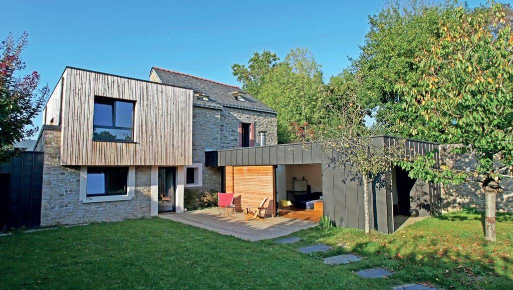 Veranda ou extension maison