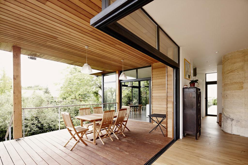Comment faire une veranda ouverte en bois