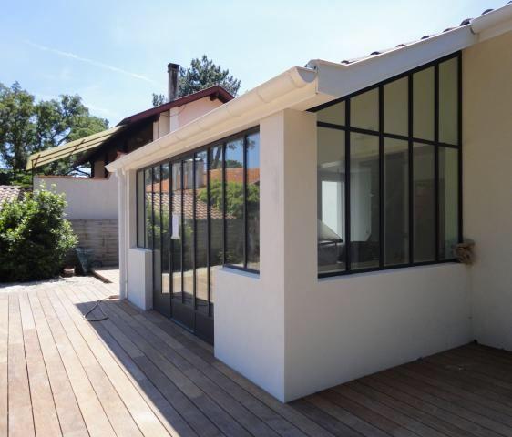 Veranda en atelier - veranda-styledevie.fr