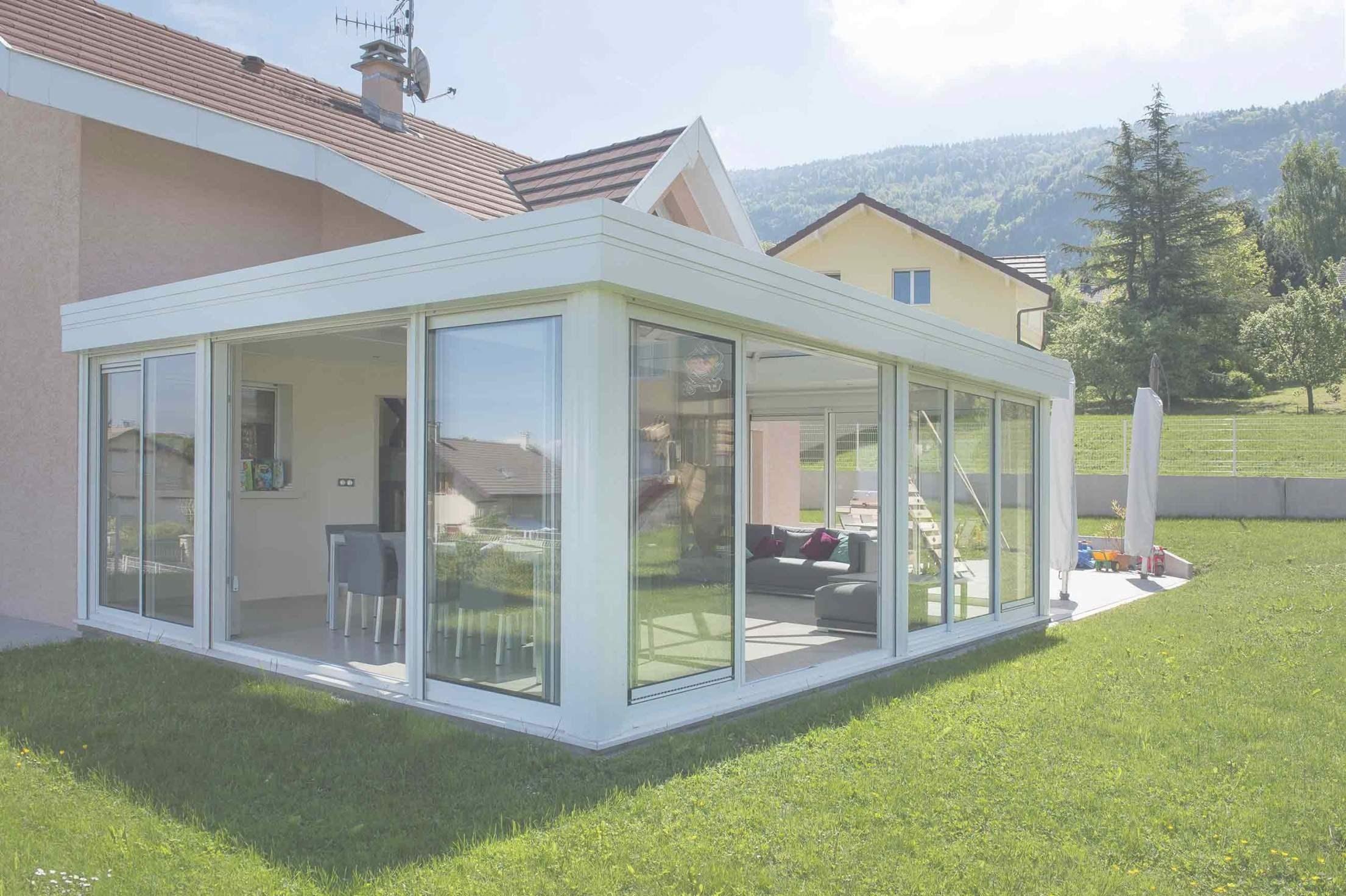 Extension veranda bois kit - veranda-styledevie.fr
