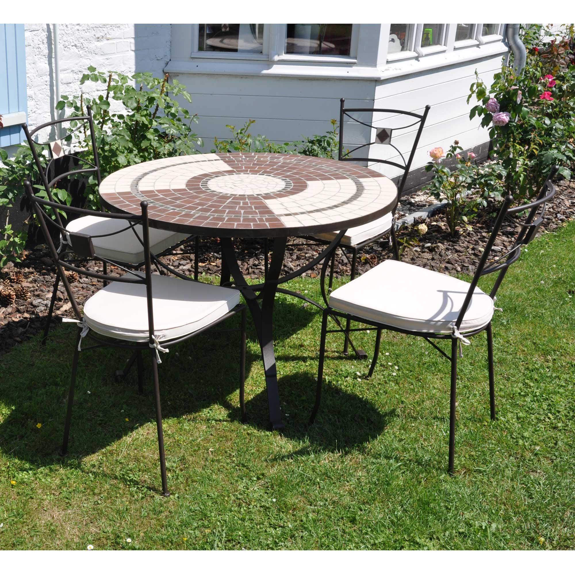 Chaise jardin alu carrefour - veranda-styledevie.fr