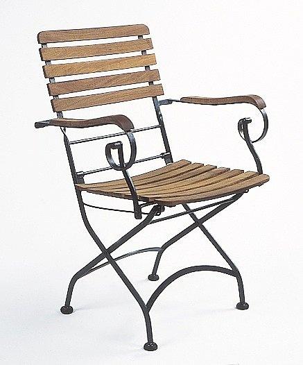 Chaise pliante bois casa - veranda-styledevie.fr