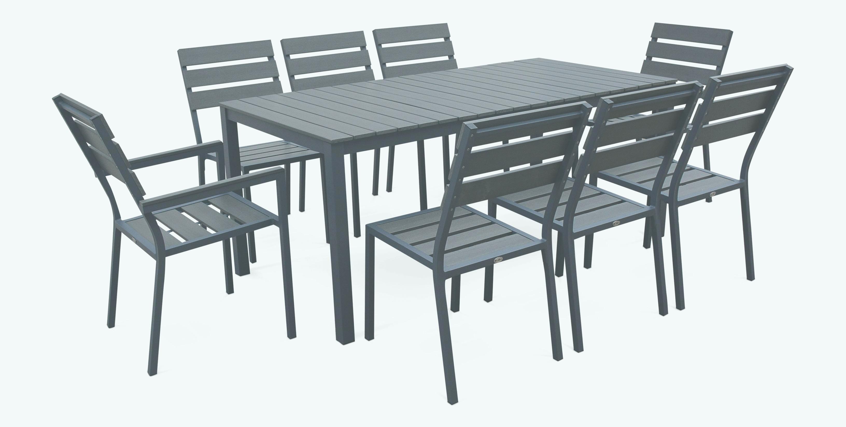 Table et chaise de jardin plastique castorama veranda - Table et chaise de jardin plastique ...