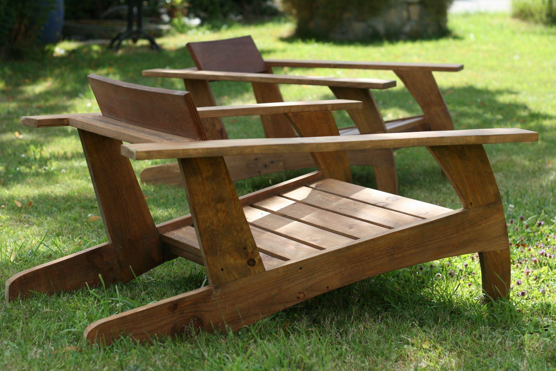 Chaise Salon Jardin Palette
