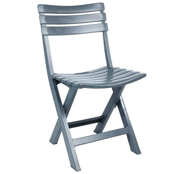 Chaise de jardin pliante plastique - veranda-styledevie.fr