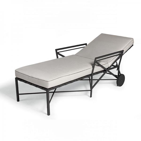 Chaise Longue De Jardin Confortable