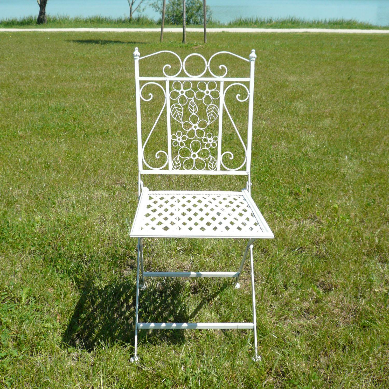 chaise de jardin en fer forg pas cher veranda. Black Bedroom Furniture Sets. Home Design Ideas