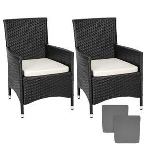 Coussin chaise jardin plastique   veranda styledevie.fr
