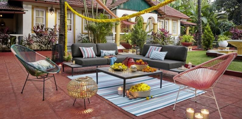 Table Et Chaise De Jardin Maison Du Monde Veranda Styledevie Fr