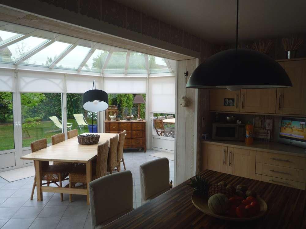 Veranda sur cuisine - veranda-styledevie.fr
