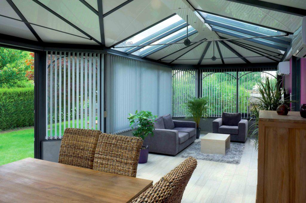 decoration veranda maison veranda. Black Bedroom Furniture Sets. Home Design Ideas