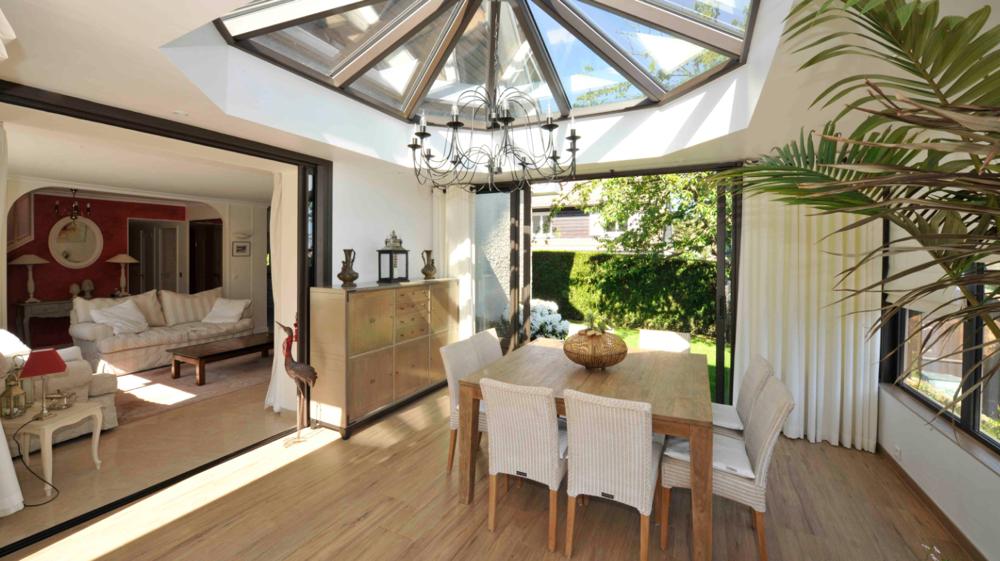Deco veranda salon - veranda-styledevie.fr