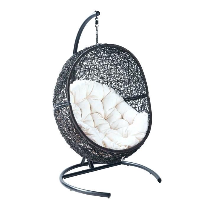 fauteuil jardin suspendu oeuf veranda. Black Bedroom Furniture Sets. Home Design Ideas