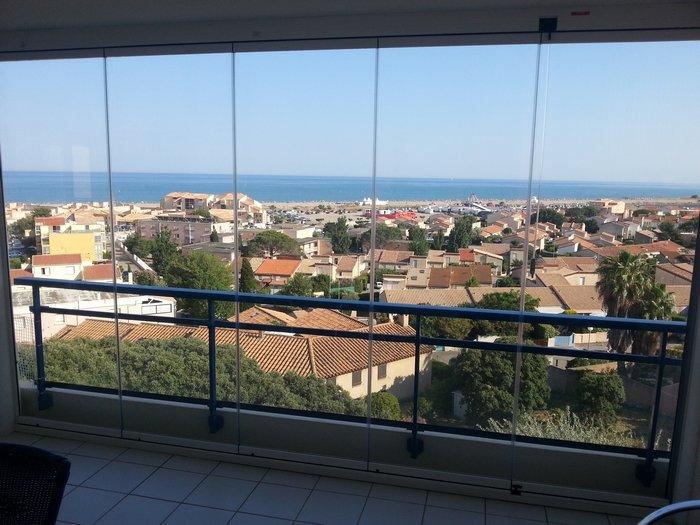 Veranda pour balcon appartement - veranda-styledevie.fr