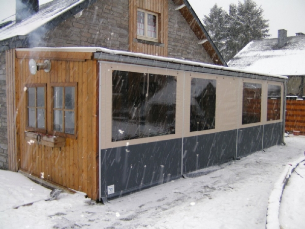 Fermeture veranda plastique - veranda-styledevie.fr