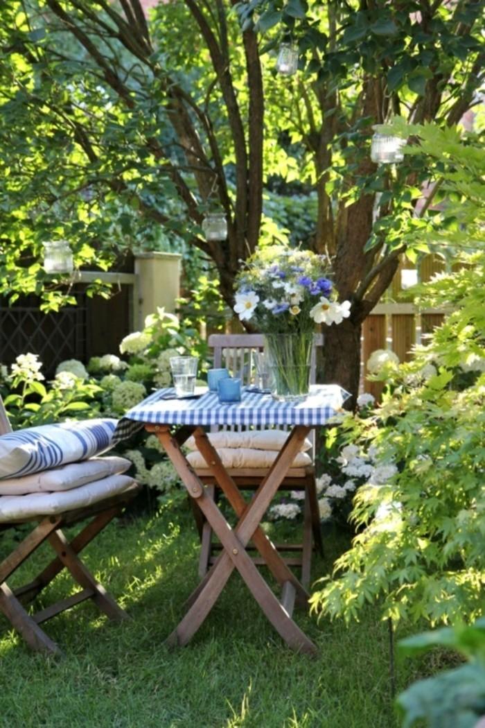 Chaise de jardin gamm vert - veranda-styledevie.fr