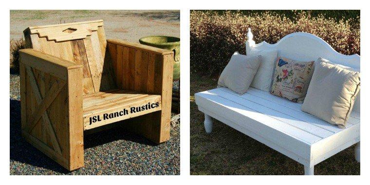 Comment faire une chaise de jardin en bois - veranda-styledevie.fr