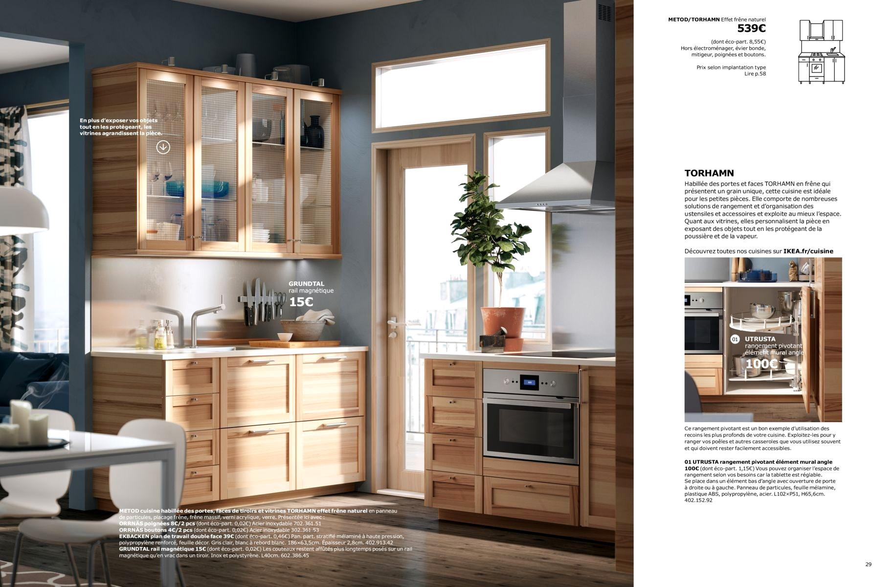 Meuble haut verre ikea veranda - Ikea meuble cuisine ...