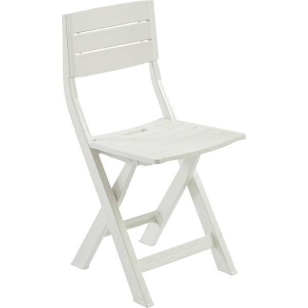 Chaise Pliante Plastique Grosfillex