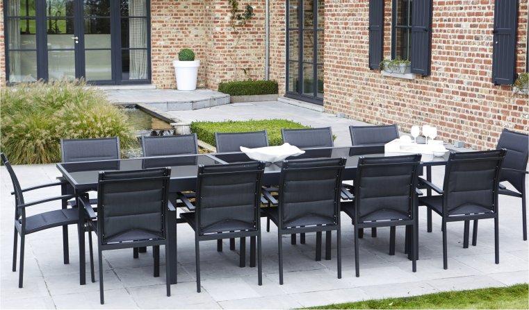 Table et salon de jardin - veranda-styledevie.fr