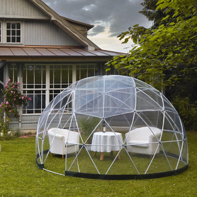 Veranda en kit démontable - veranda-styledevie.fr