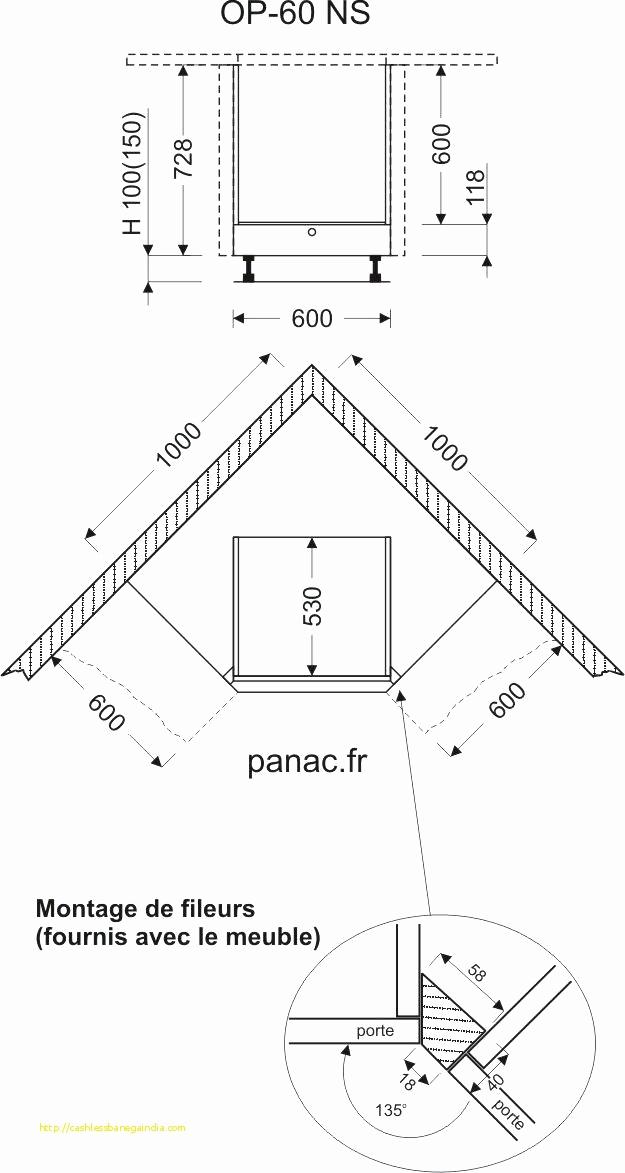 meuble dangle cuisine pour plaque cuisson veranda. Black Bedroom Furniture Sets. Home Design Ideas