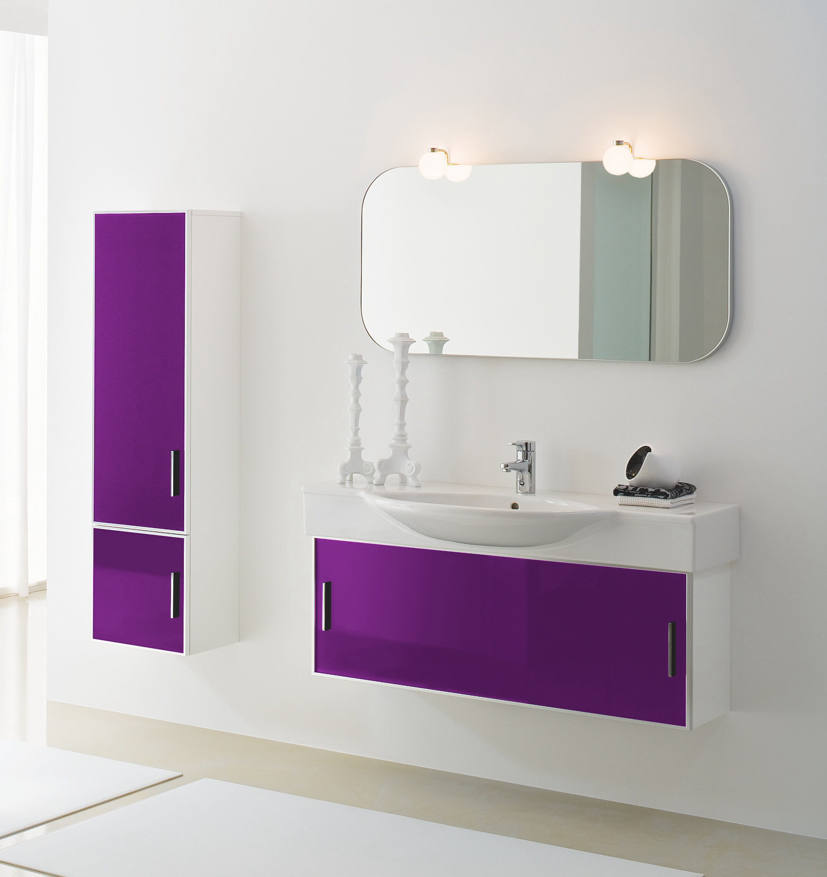 Meuble d\'angle salle de bain pas cher - veranda-styledevie.fr