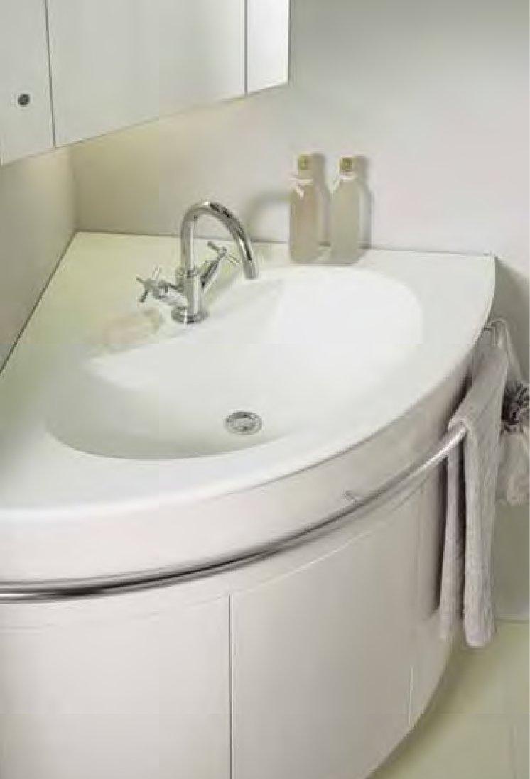Meuble lavabo d 39 angle ikea veranda - Meuble d angle pour salle de bain ...
