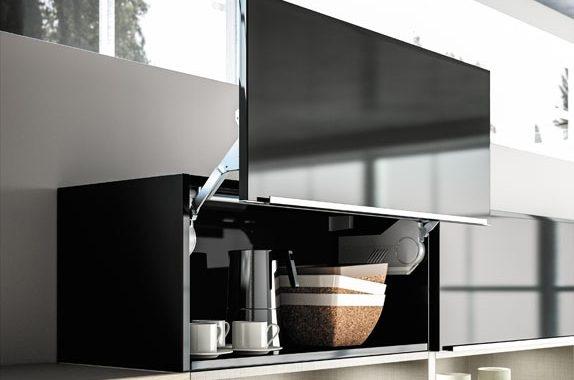 Meuble haut cuisine avec porte coulissante veranda - Meuble de cuisine avec porte coulissante ...