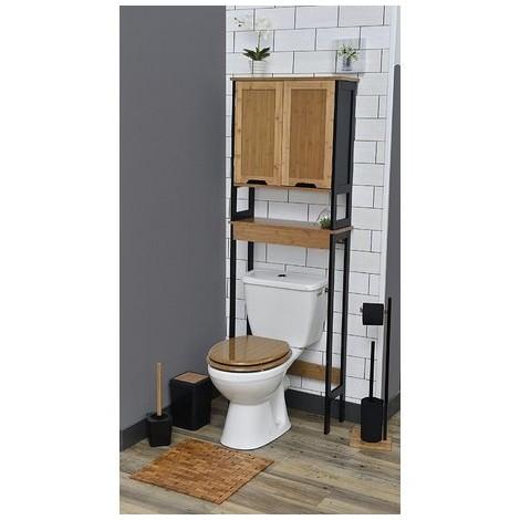 Meuble dessus de wc castorama veranda Meuble haut wc castorama
