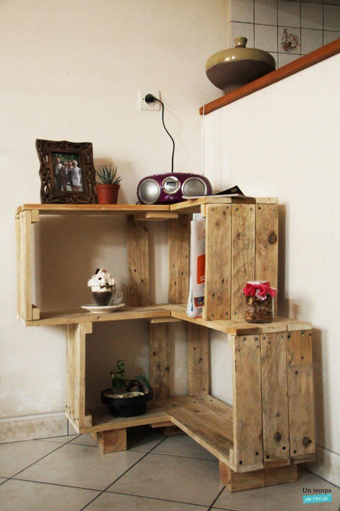 meuble d'angle salle de bain en bois  verandastyledeviefr