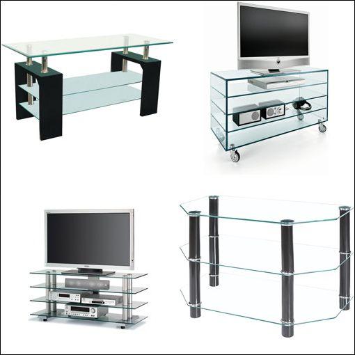 meuble tv d 39 angle en verre pas cher veranda. Black Bedroom Furniture Sets. Home Design Ideas
