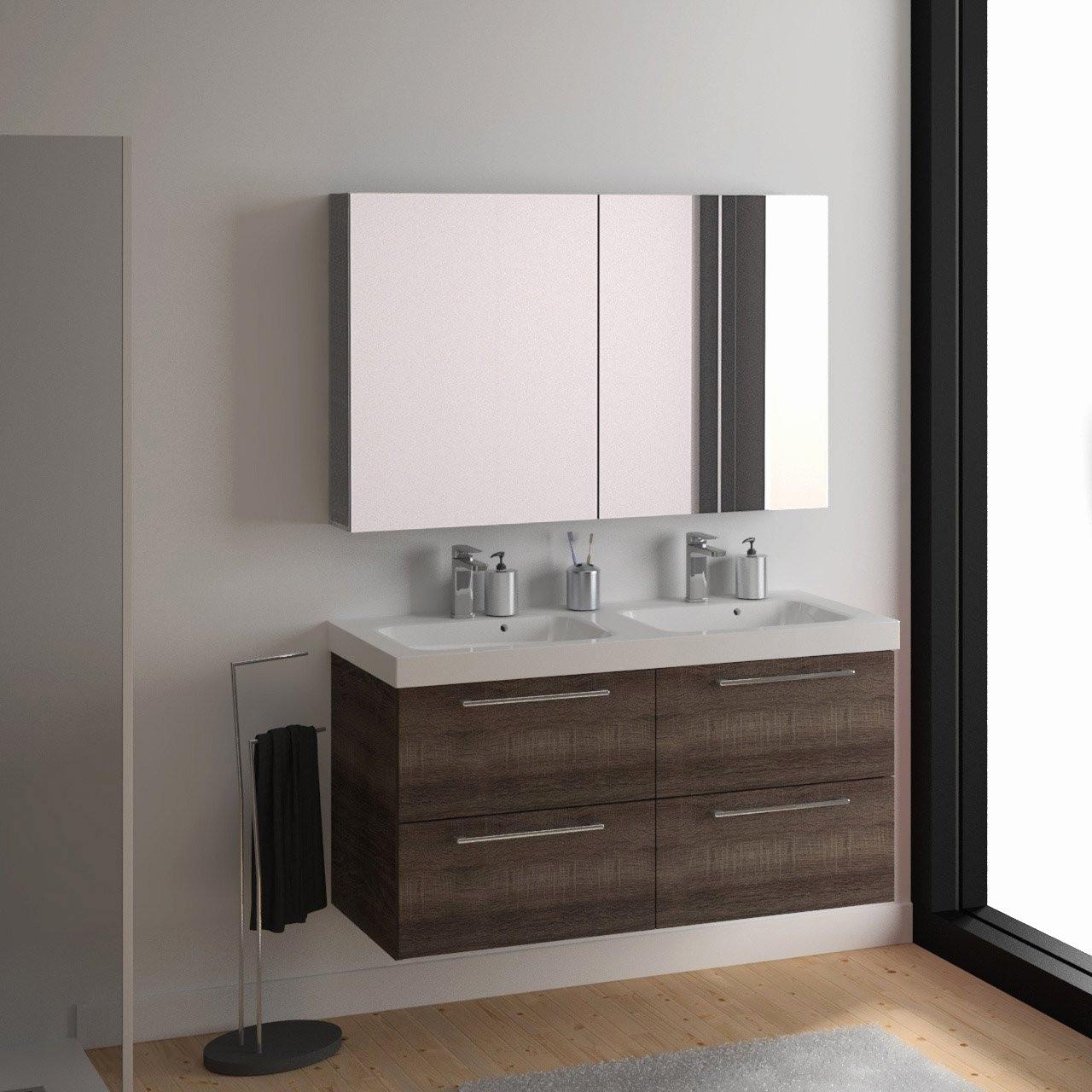 Meuble salle de bain d 39 angle avec vasque leroy merlin veranda - Meilleur meuble salle de bain ...
