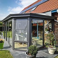 Mini veranda pour balcon - veranda-styledevie.fr
