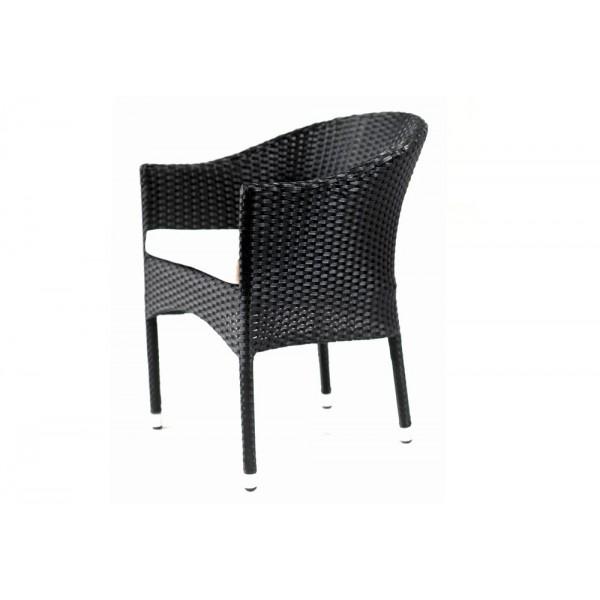 Chaise de jardin tresse pas cher veranda - Table de jardin tresse pas cher ...