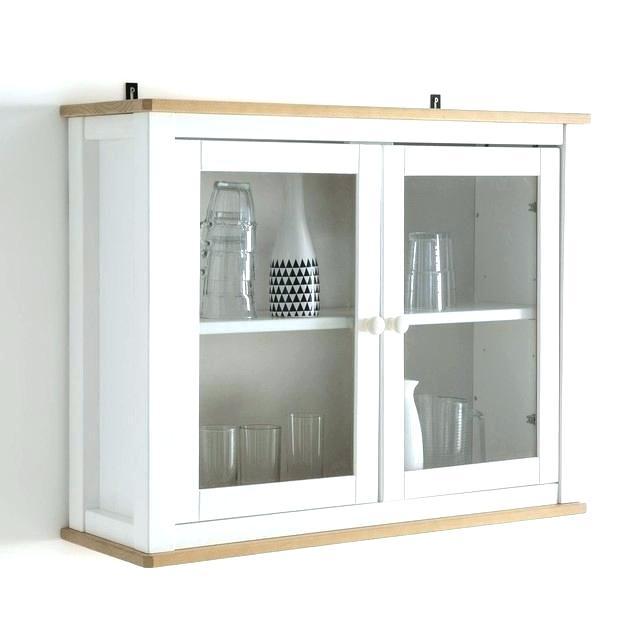 Meuble haut vitré leroy merlin - veranda-styledevie.fr