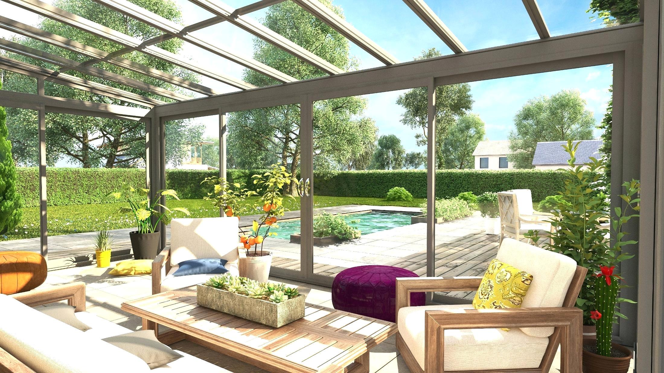 Veranda aluminium prix m2 - veranda-styledevie.fr