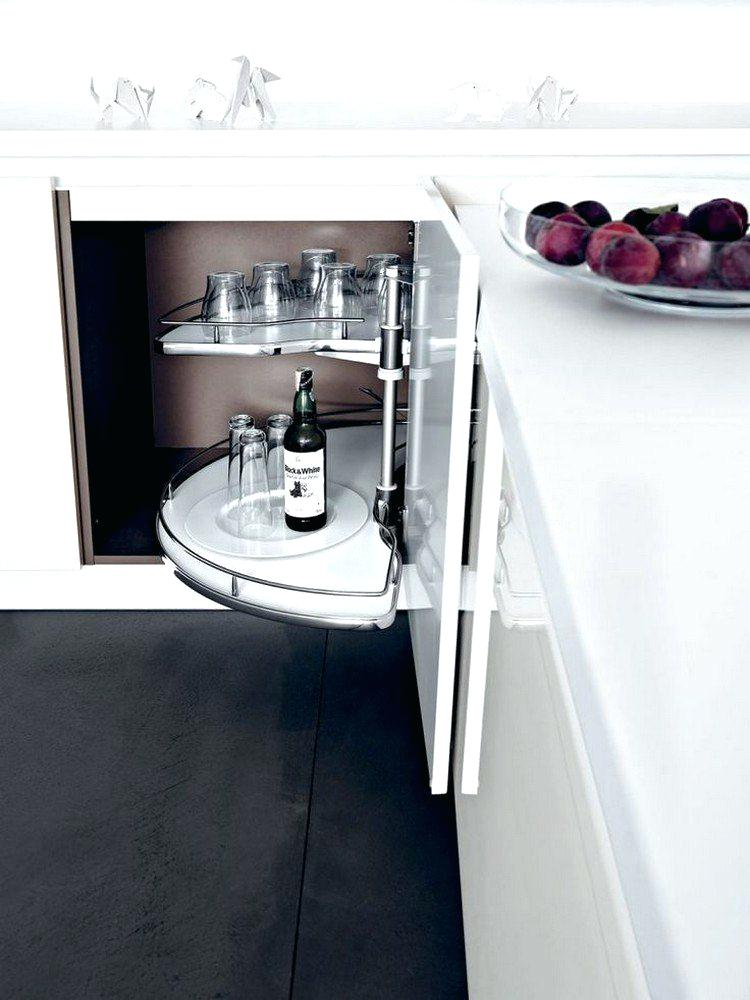 Meuble Dangle Cuisine Blanc