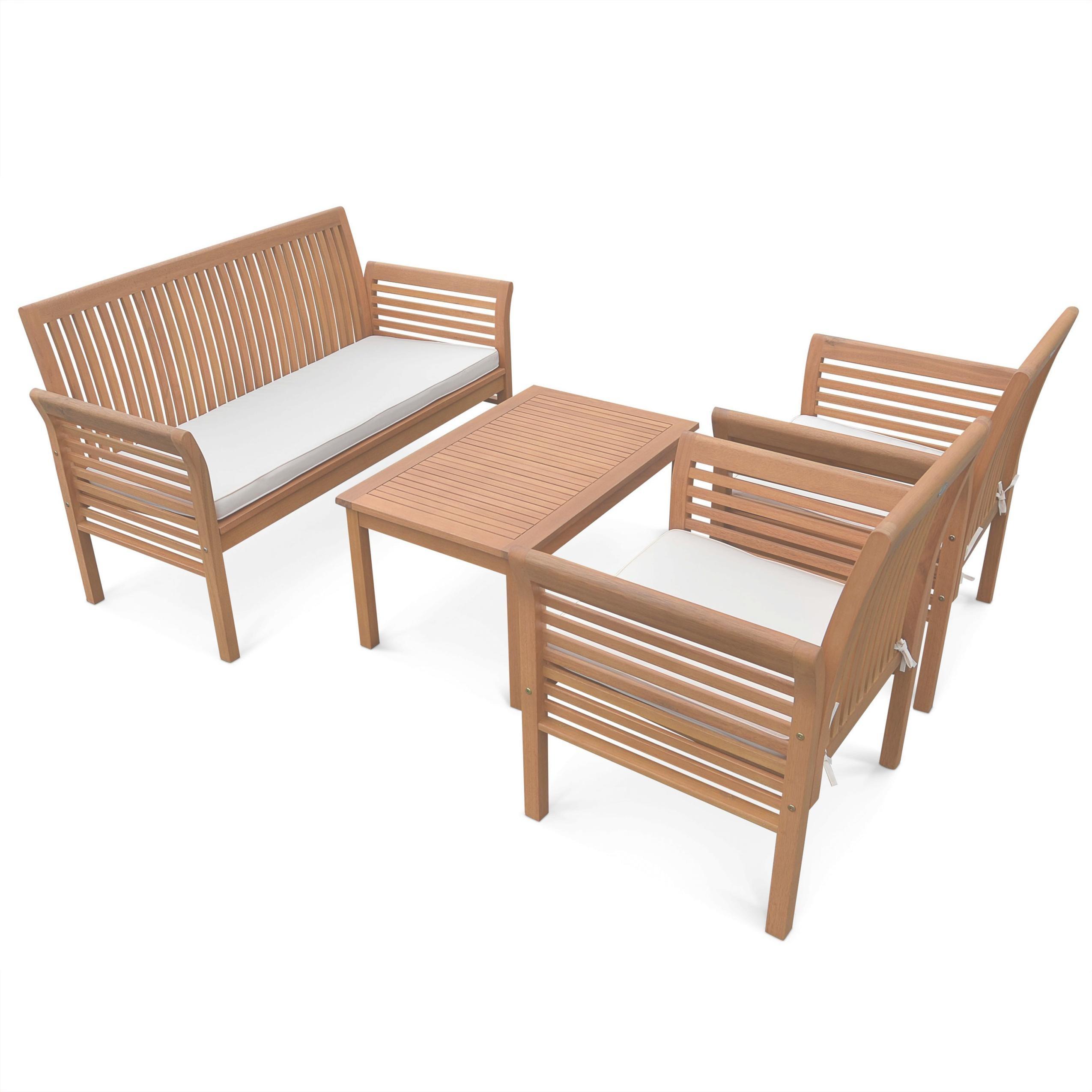 Chaise jardin bois solde - veranda-styledevie.fr