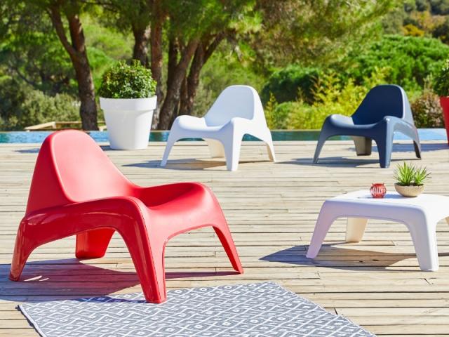 Chaise jardin monsieur bricolage - veranda-styledevie.fr