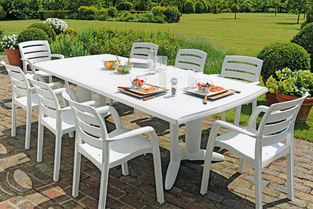 Table et chaise jardin castorama - veranda-styledevie.fr