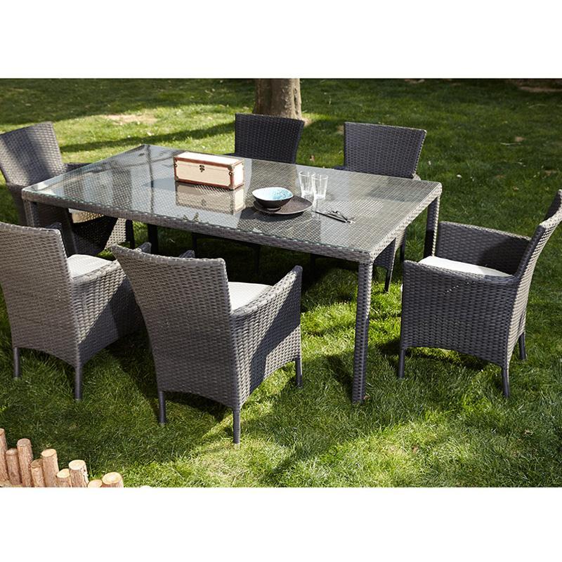 Table et chaise de jardin sur le bon coin - veranda-styledevie.fr
