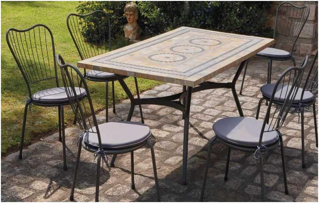 Table et chaise jardin alinea - veranda-styledevie.fr